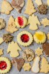 1 Teig - 10 Plätzchen - Weihnachtsbäckerei für Faule