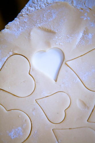 Baby Shower for Madame Love - Sugarcookies - kuechenchaotin.de
