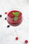 Berries 'n Wine - ein Sommercocktail mit Roussillon-Süßweinen