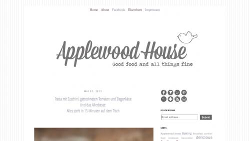 Applewoodhouse - Screenshot