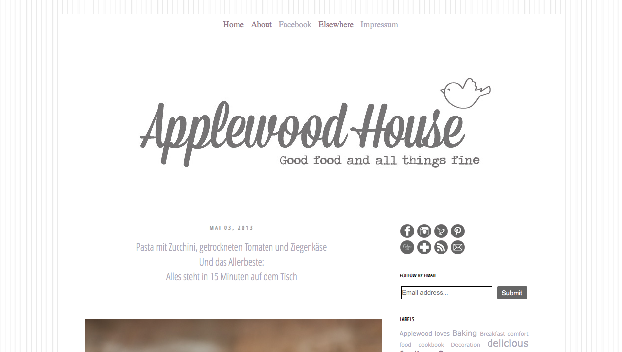 Applewoodhouse - Screenshot
