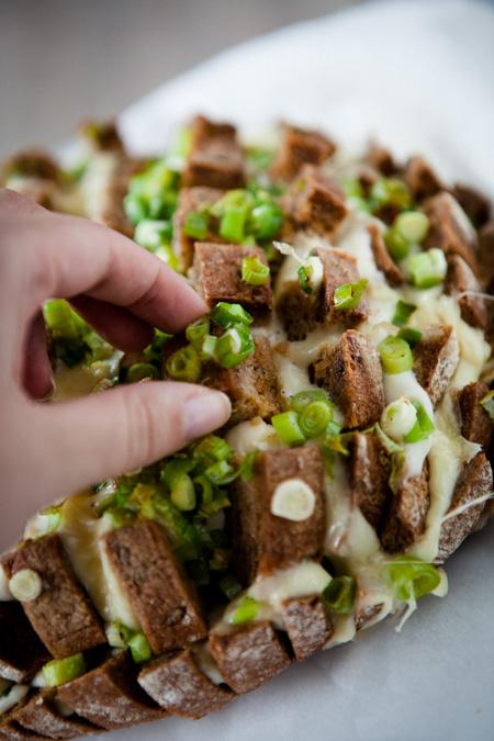Bloomin Onion Bread - www.kuechenchaotin.de
