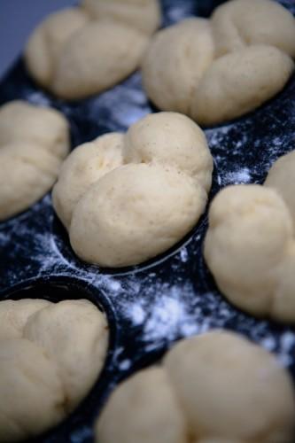 Brioches mit Vanille aus der Muffinform-2
