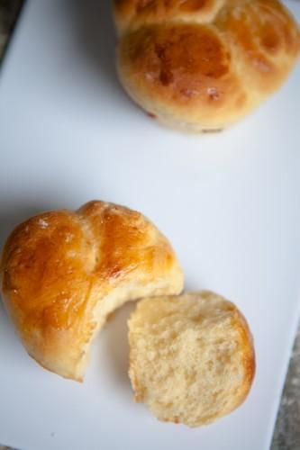 Brioches mit Vanille aus der Muffinform-5