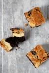 Brownie-Cheesecake mit Kekskruste-2