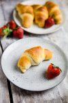 Croissants mit Schoko-Erdbeer-Fuellung - www.kuechenchaotin.de