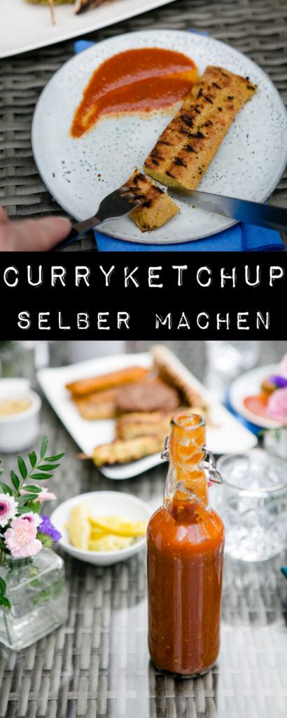 Curryketchup selber machen - www.kuechenchaotin.de