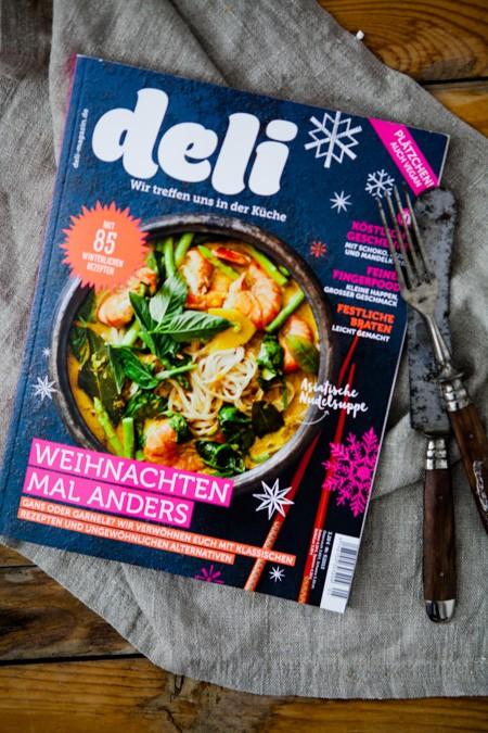 Deli Dreierlei - 3 außergewöhnliche Gänge für Weihnachten - www.kuechenchaotn.de