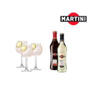 Dritter Platz Martini Event