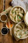 Dumplings - 3 Füllungen - https://kuechenchaotin.de