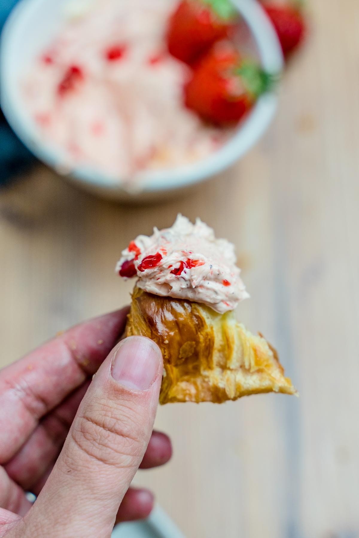 Erdbeer Butter Rezept