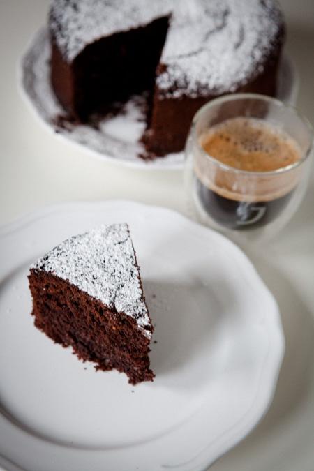 Schoko-Gewürz-Kuchen - und der Zauber des Kaffees - Kuechenchaotin
