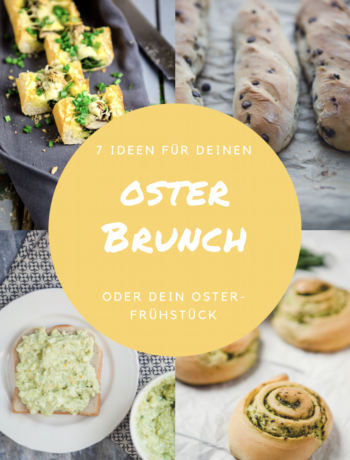 7 Ideen für deinen Oster-Brunch oder den Oster-Frühstück - https://kuechenchaotin.de