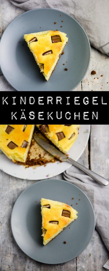 Kinderriegel-Käsekuchen - www.kuechenchaotin.de