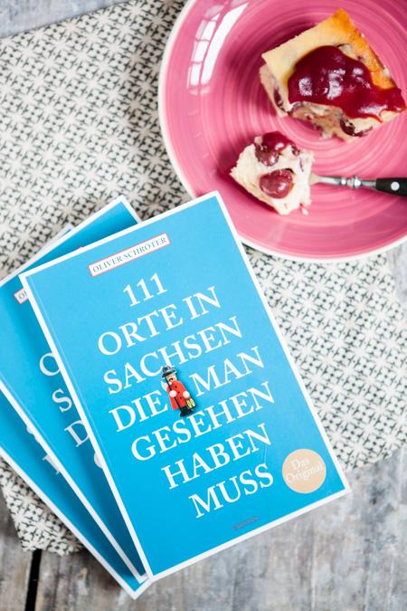 Kirschpfanne mit Quark und Honig - www.kuechenchaotin.de