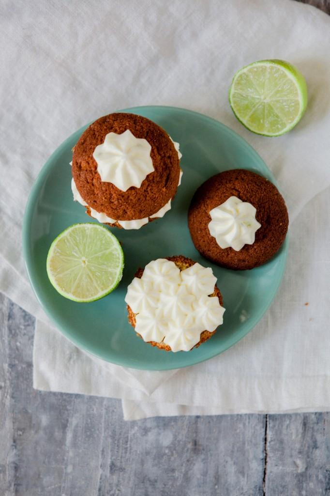 Limettencupcakes