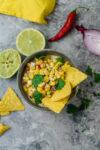 "Mexican Street Corn Salad - ""mexikanischer"" Maissalat á la Esquites"