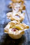Mini Cheesecakes im Filoteig - kuechenchaotin.de