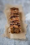 Muesliriegel mit Kokos und Schokolade - www.kuechenchaotin.de