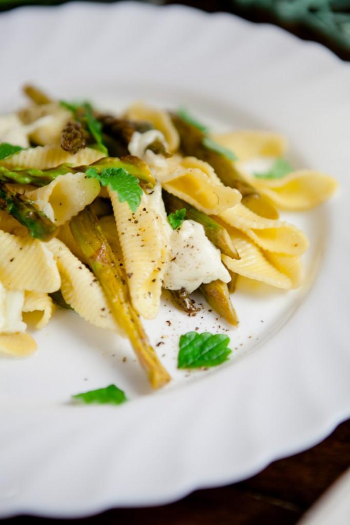 Pasta Spargel Mozzarella-2