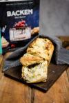 Pull-Apart-Bread mit Ziegenkäse - aus dem neuen EDEKA Backbuch