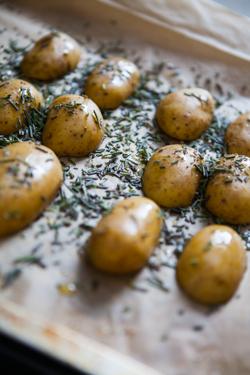 Rosmarinkartoffeln aus dem Ofen-2