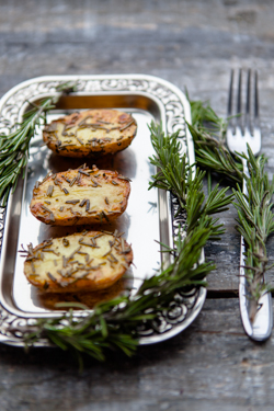 Rosmarinkartoffeln aus dem Ofen-4