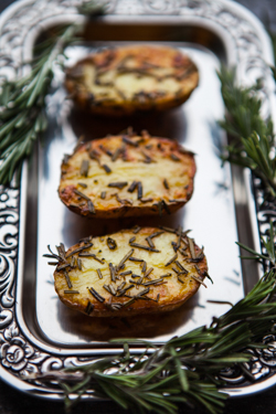 Rosmarinkartoffeln aus dem Ofen-5