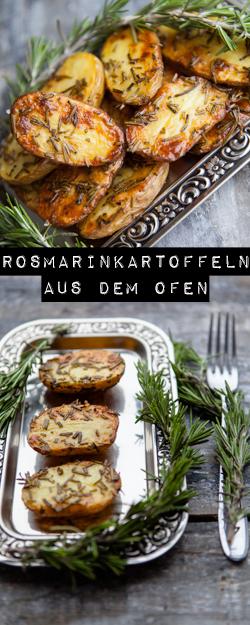 Rosmarinkartoffeln aus dem Ofen - www.kuechenchaotin.de