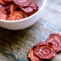 Rote Bete-Chips - www.kuechenchaotin.de