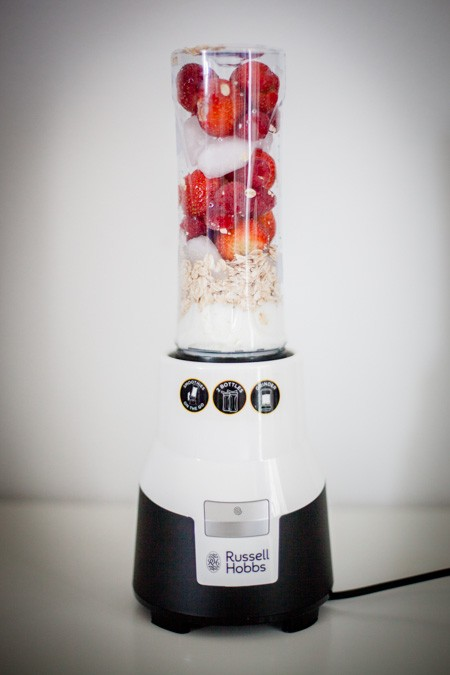Russell Hobbs Aura Mix and Go Pro Smoothiemaker