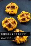 Süßkartoffel-Waffeln - www.kuechenchaotin.de