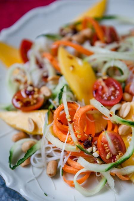 Thai-Salat - www.kuechenchaotin.de