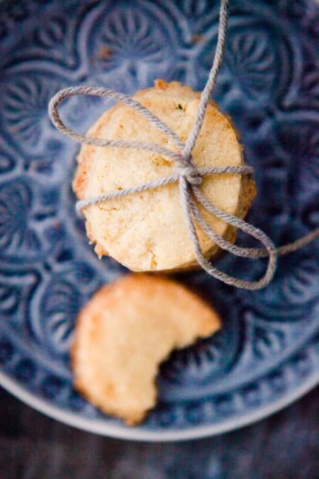 Vanille-Orangen-Plätzchen - www.kuechenchaotin.de