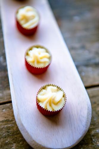 Weisse Schokoladen-Vanille-Trüffel a la Fräulein Klein
