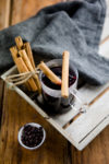 Wilde Blaubeer-Teepunsch - (Weihnachts-)Winterfeeling für zu Hause
