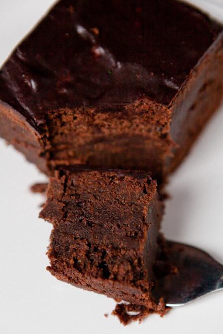 Zimt-Brownies