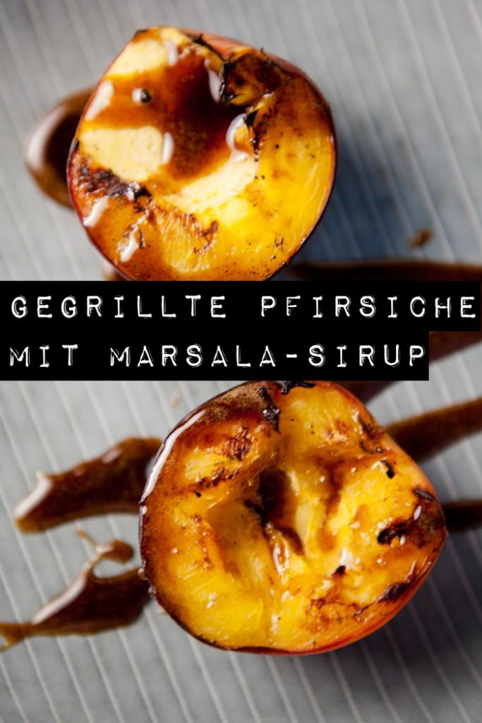 gegrillte Pfirsiche-2