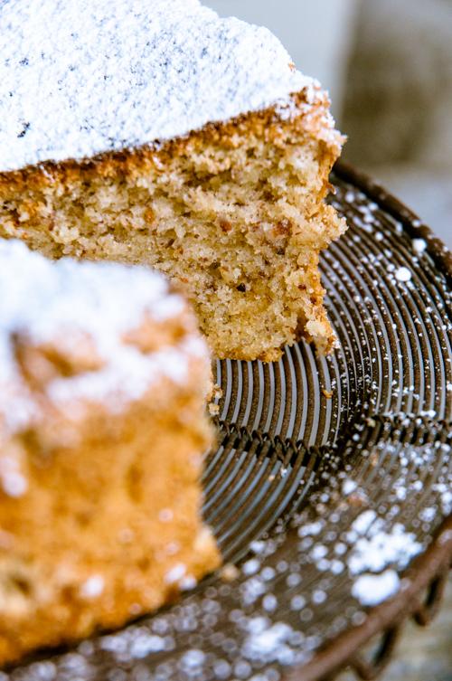 Glutenfreie Woche Tag 5 Ein Mandel Orangen Kuchen Rezept