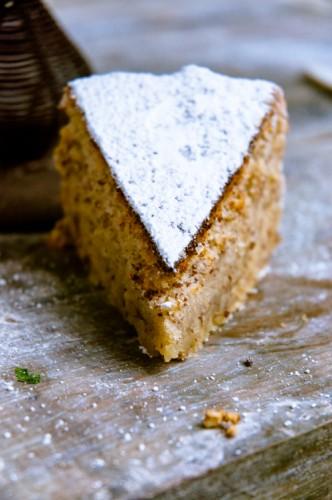 glutenfreier Mandelkuchen mit Orange-3