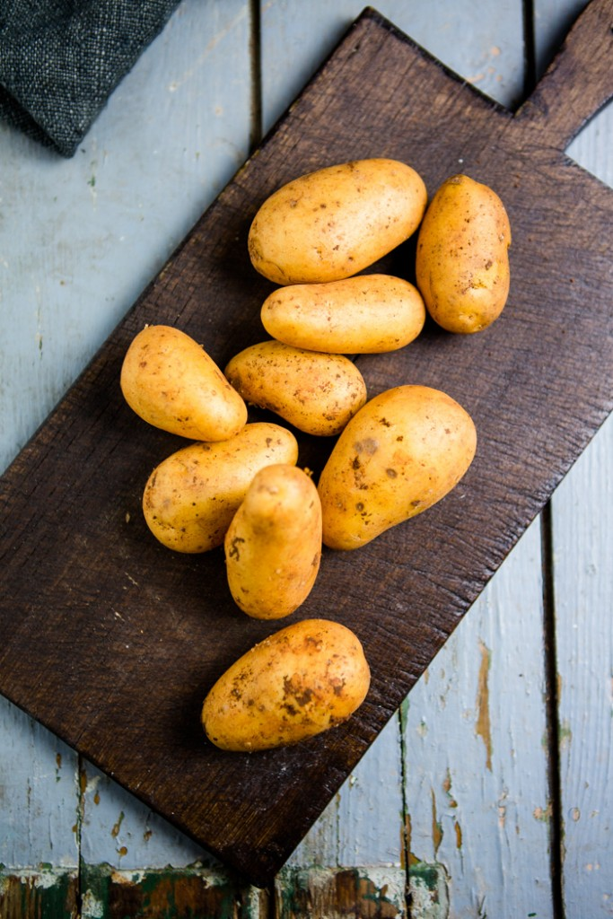 Thailändisch angehauchtes Curry mit Kartoffeln - www.kuechenchaotin.de