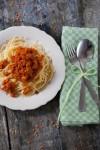 vegetarische Linsen Bolognese-2