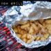 Knusprige Chipotle-Kartoffeln vom Grill - Grillkartoffeln mal anders